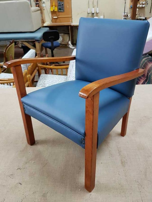 Kids Chair - Domestic Furniture Restoration & Reupholstery - Windsor, Hawkesbury, Western Sydney